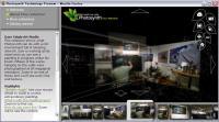 Photosynth の ユーザインターフェース