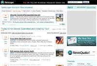 Netscape.com がまたまた変更か