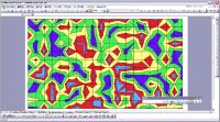 Excel のグラフを利用した作品 Random Chart Art その2