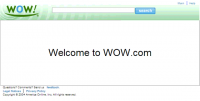 wow.com のスクリーンショット
