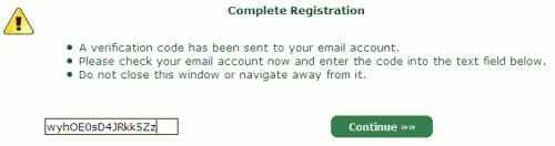 StartSSL の登録2