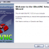 UltraVNC 日本語インストール版を使って VNC サーバに接続