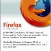 Firefox 3.0.11 がリリース