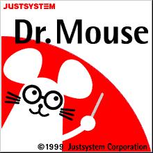 ドクターマウスのスプラッシュウィンドウ