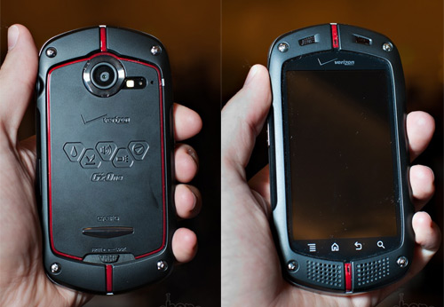 Casio G'zOne Android Phone の画像