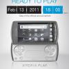 "PSP携帯 ""XPERIA PLAY"" 公式画像公開。 2月13日発表"