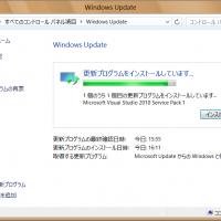 Windows8.1 で Visual Studio 2010 Service Pack 1 の適用に失敗する